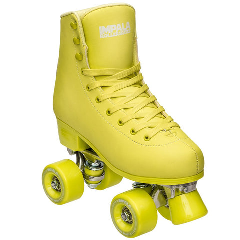 Impala Sidewalk Rollerskates Voltage Green