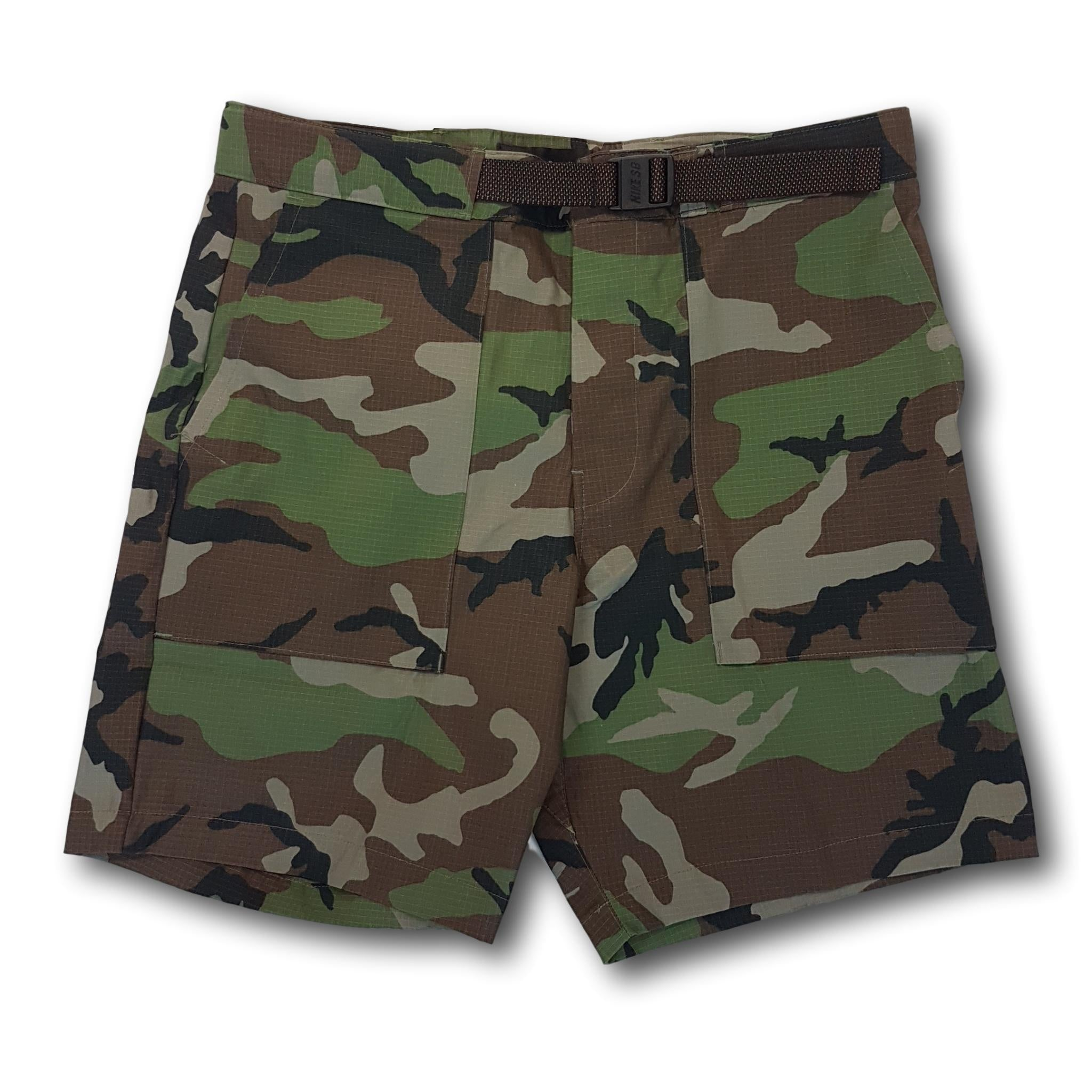 Nike SB NK Short Medium Olive Camo