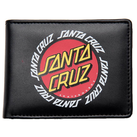 Santa Cruz Ringed Dot Wallet