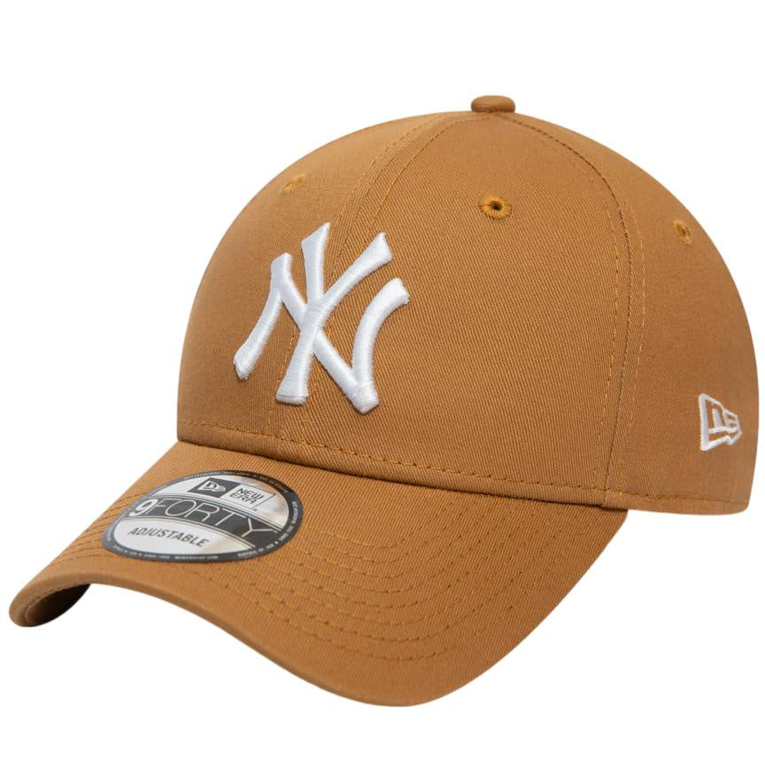 New Era 9Forty Adjustable New York Yankees Wheat
