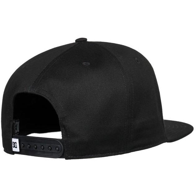 DC Reynotts Snapback Black