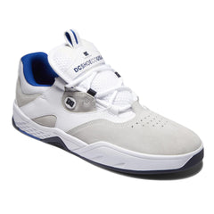 DC Kalis Mens Shoe White/Blue/Grey