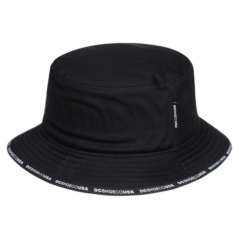 DC Rayknaw Bucket Hat Black