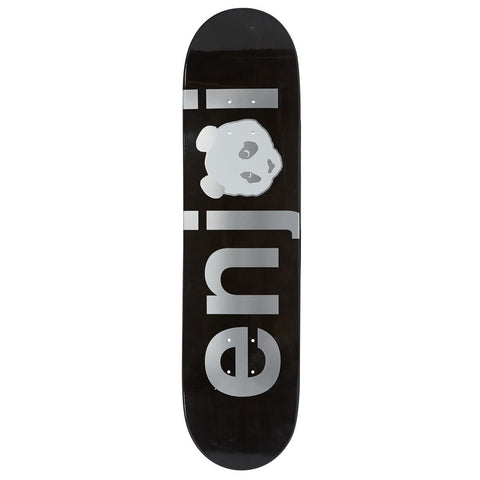 Enjoi No Brainer Deck Black 8.0