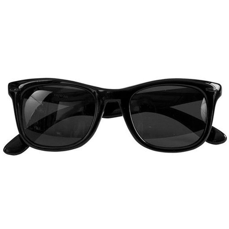 Santa Cruz Strip Shades Sunglasses Black