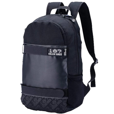 187 Killer Backpack Black