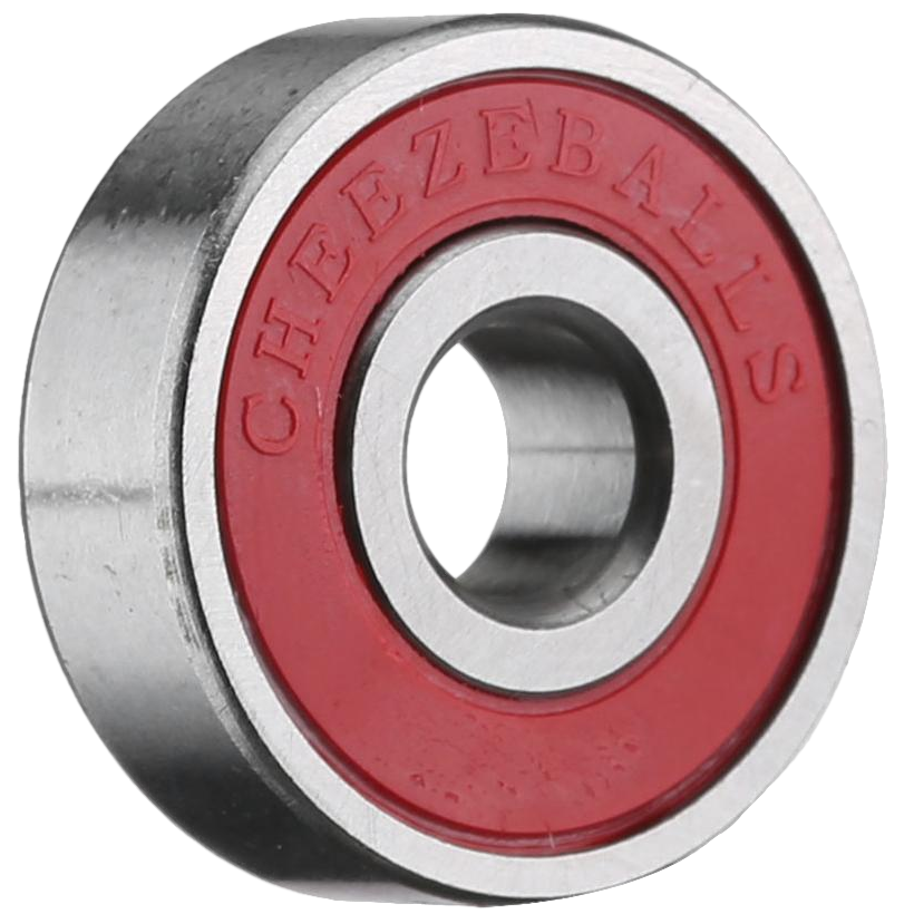 Cheezeballs Gouda Ceramic 8mm Bearings 8 Pack