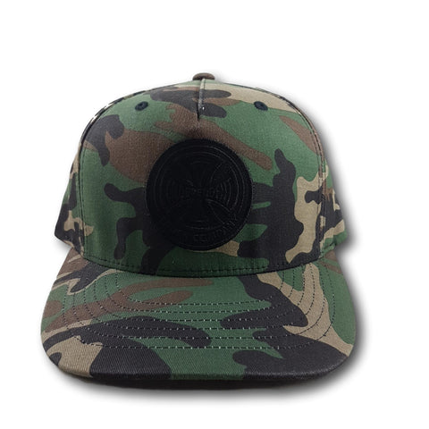 Independent Truck Co Snapback Camo