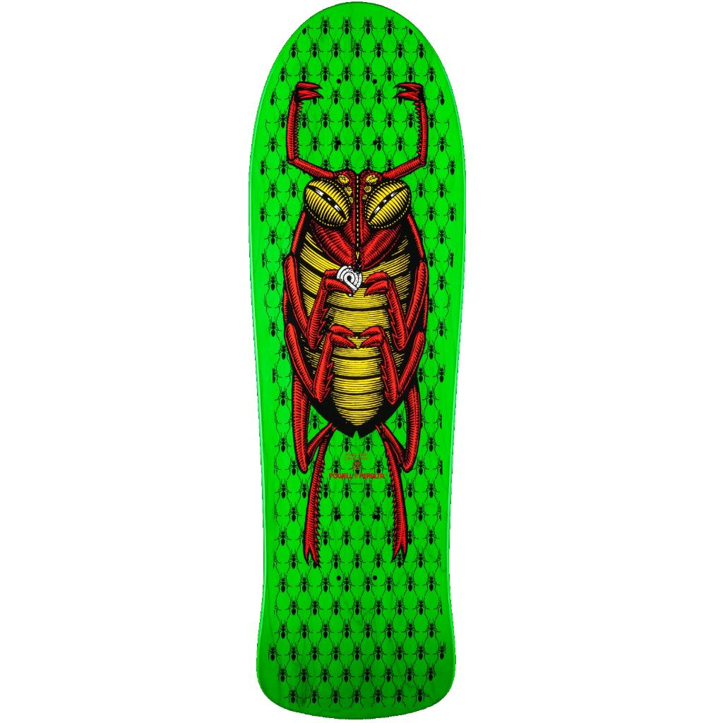 "Powell Peralta OG Bug Skateboard Deck 9.85"" x 29.6"""