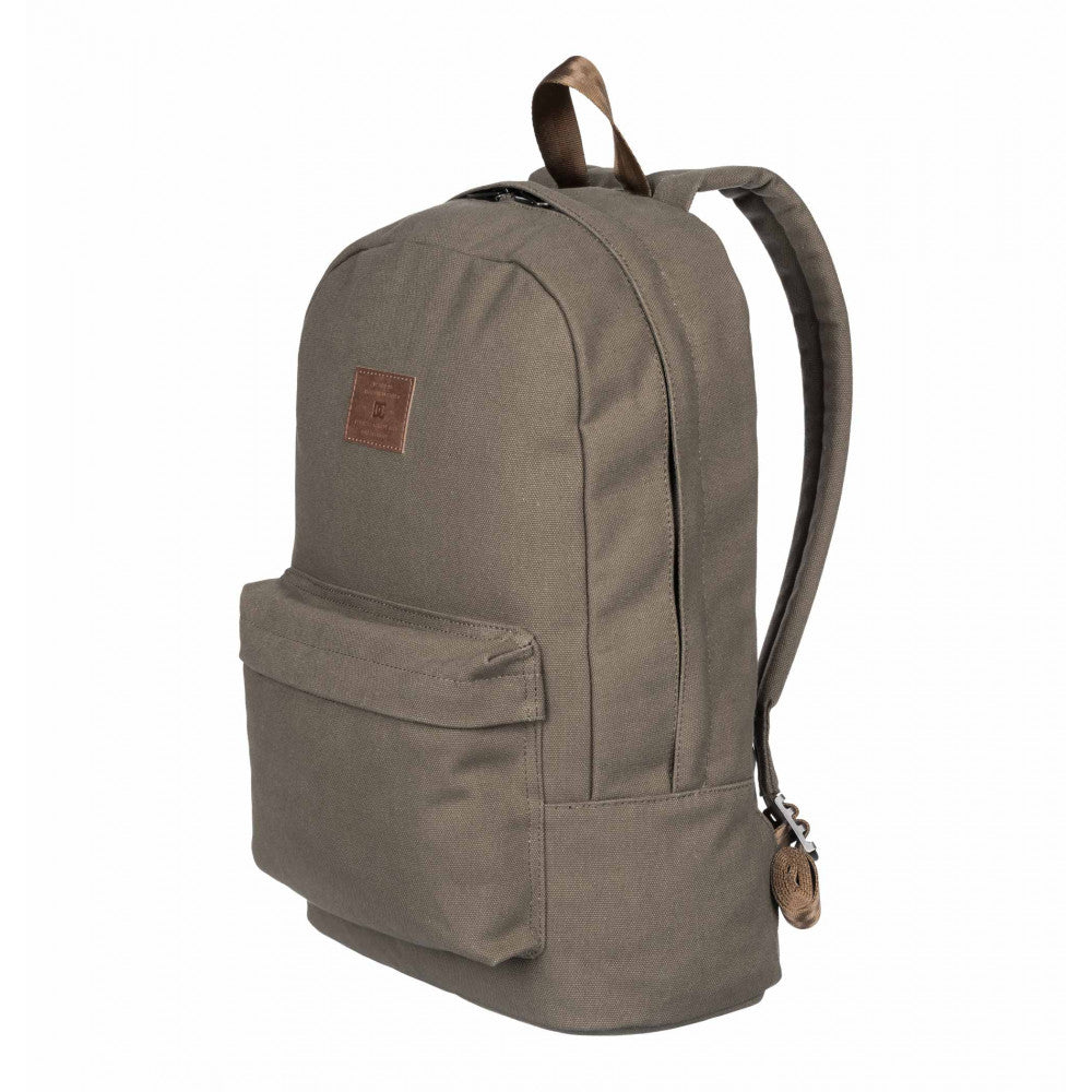 DC Bunker Canvas Backpack Taupe