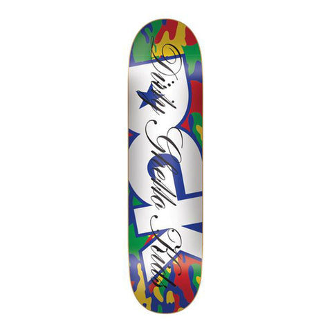 DGK Primary Skateboard Deck 8.06
