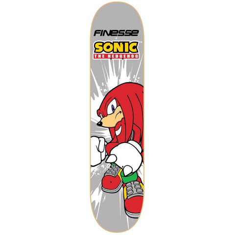 Finesse Sonic Series Deck Knuckles 8.0""