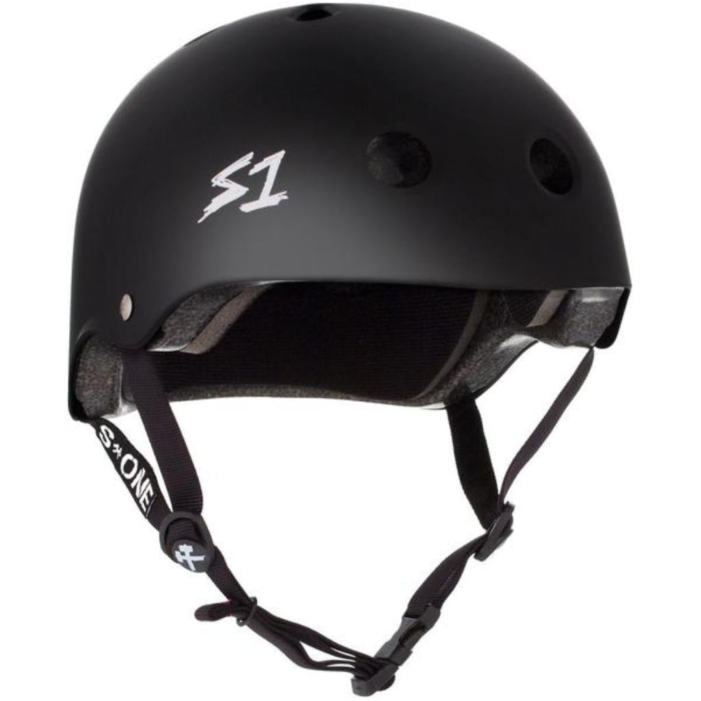 S-One Lifer Black Matte Helmet