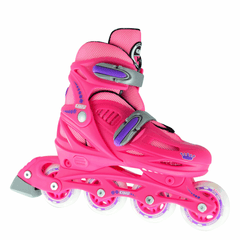 Crazy Skates 148 Adjustable Inline Skates Pink