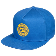 DC Reynotts Youth Snap Back Sodalite Blue