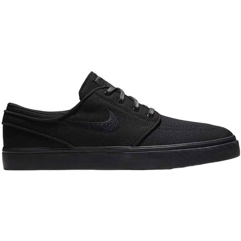 Nike SB Janoski Canvas (GS) Black / Black