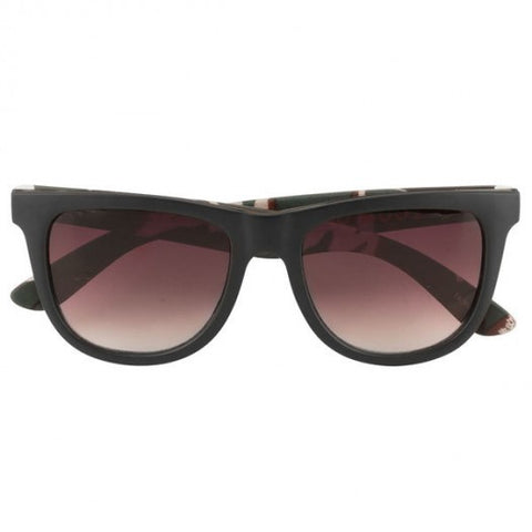 Independent Incognito Wayfarer Sunglasses Black/Camo