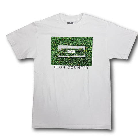 DGK High Country Tee White