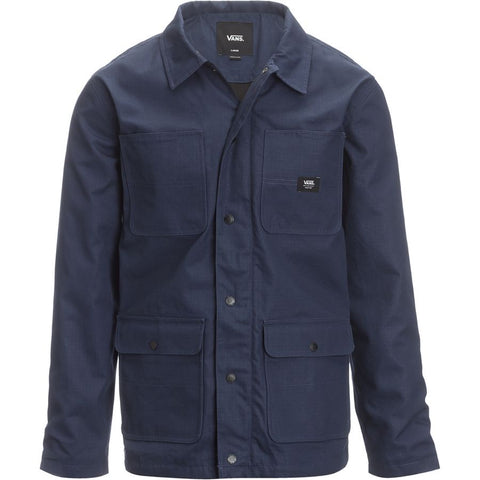 Vans Drill Chore Coat Dress Blue