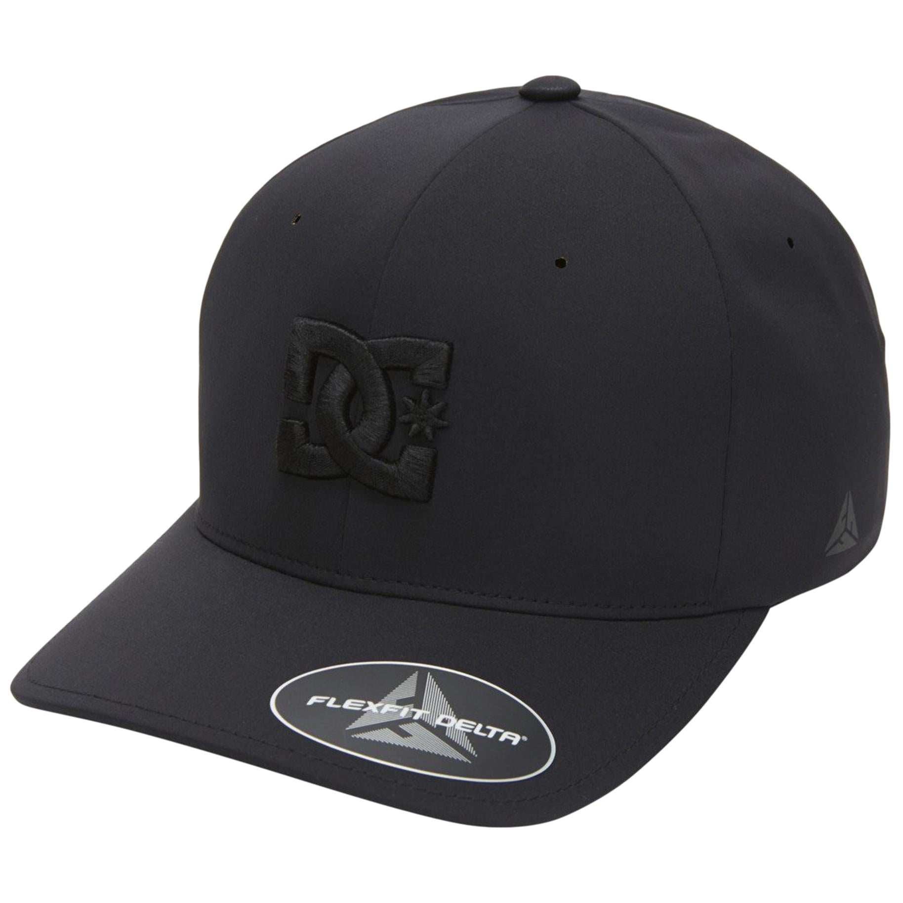 DC Elite Flex Delta Cap Black
