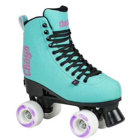 Chaya Bliss Kids Adjustable Quad Skates Turquoise