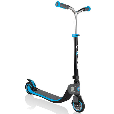 Globber Foldable Flow 125 Scooter Sky Blue