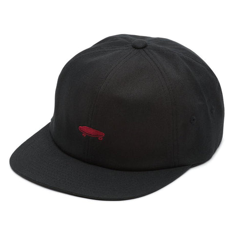 Vans Salton 2 Strapback Black/Chilli Pepper