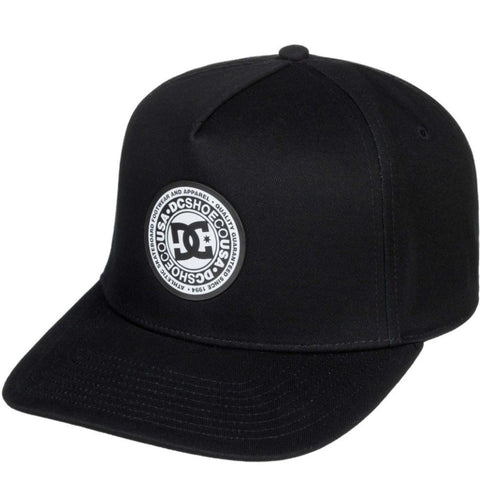 DC Reynotts Snapback Black/White