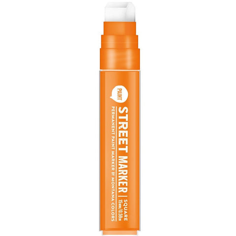 MTN Street Paint Marker 15mm Orange