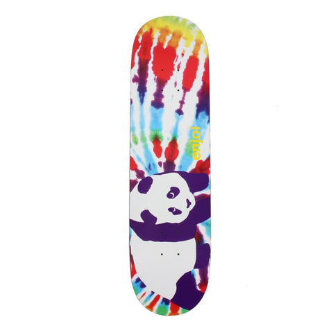 Enjoi Tie Dye V6 R7 Deck Multi 8.125""