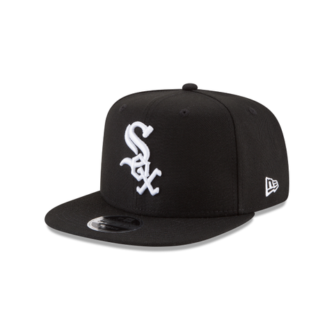 New Era Chicago White Sox 9Fifty Snapback Black/White