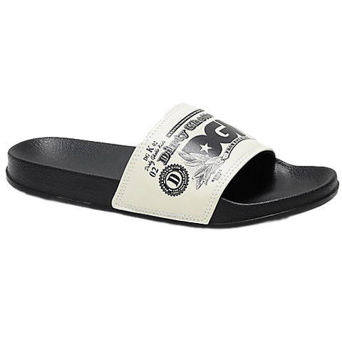 DGK Currency Slide Black
