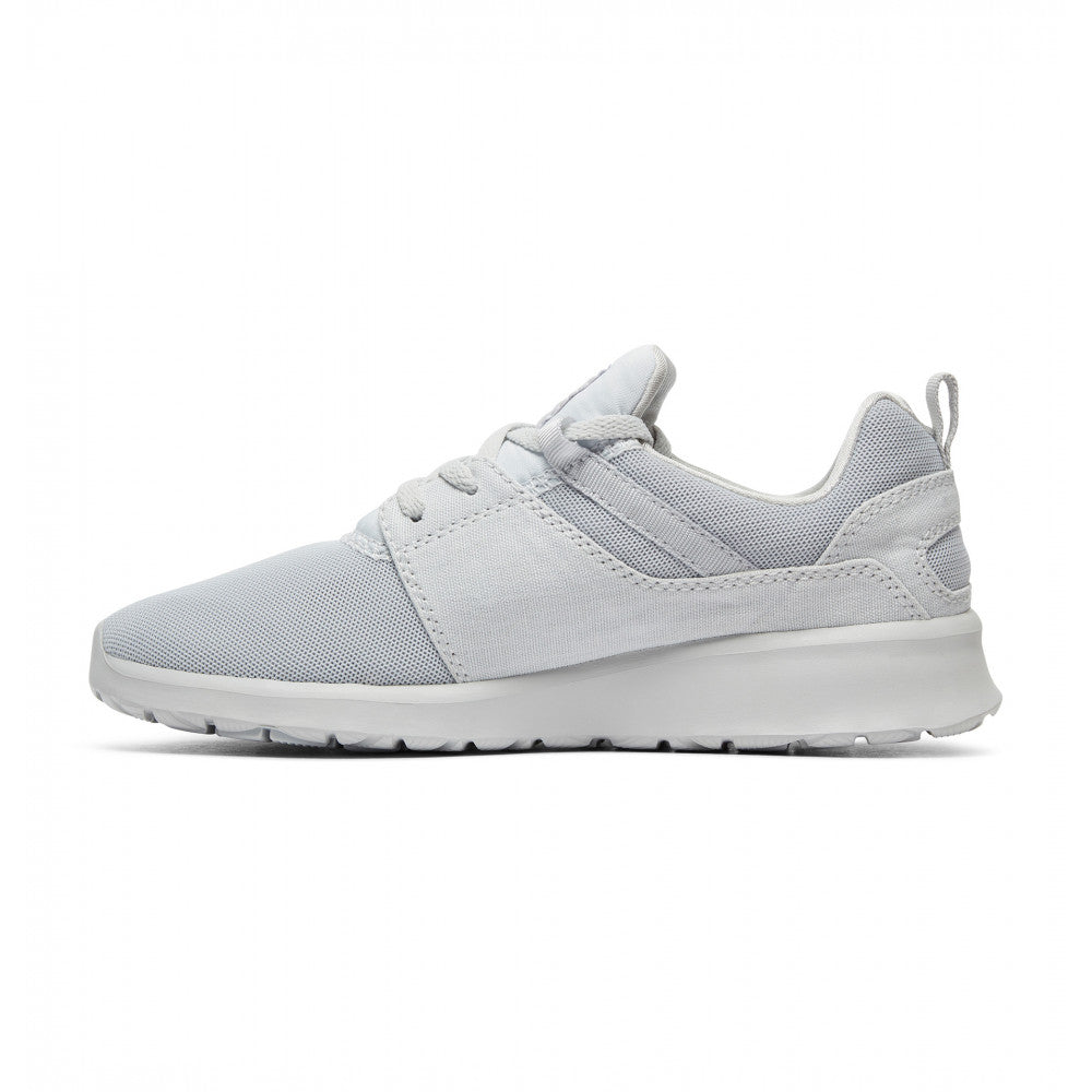 DC Heathrow Low Womens Grey