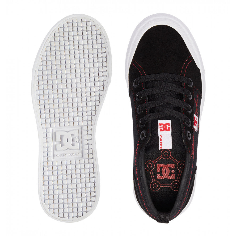 DC Evan Smith Youth Black/ Red/White