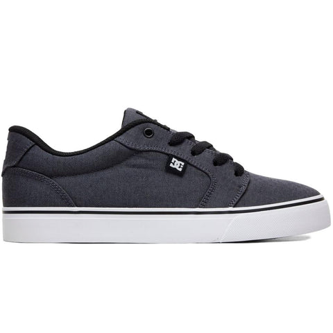 DC Anvil TX SE Black/Charcoal