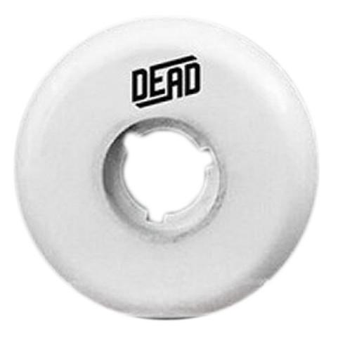 DEAD Team Wheels 4pk 58mm 92a White