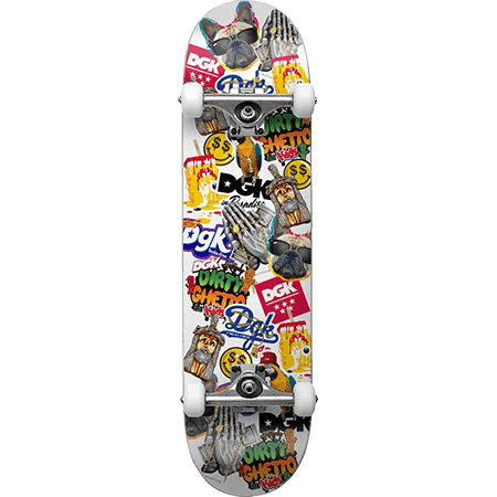DGK Stick Up Complete 8.0""