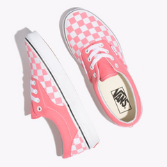 Vans Era (Checkerboard) Strawberry Womens Shoe
