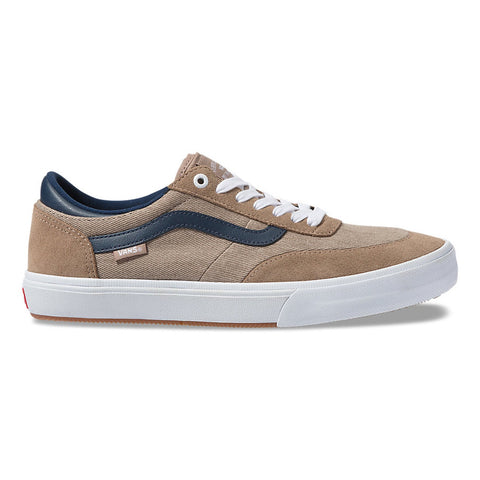 Vans Crockett (Twill) Portabella / Dress Blues