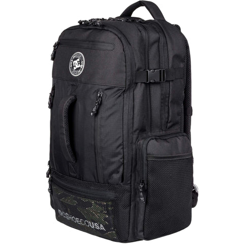 DC Double Trouble Backpack Black