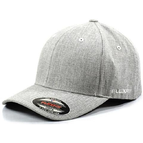 FlexFit Worn by the World Heather Grey