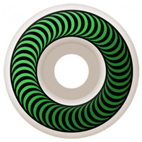 Spitfire Classic 52mm White / Green