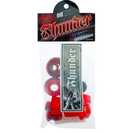 Thunder Bushing Upgrade Red 90 Duro