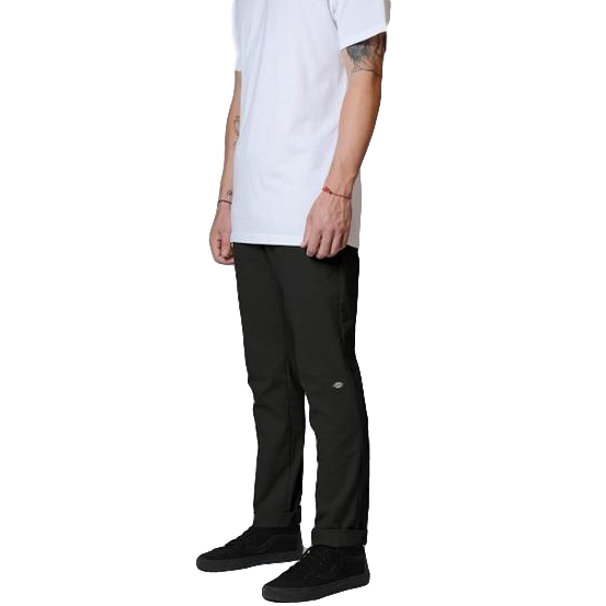 Dickies 918 Slim Fit Work Pants Black