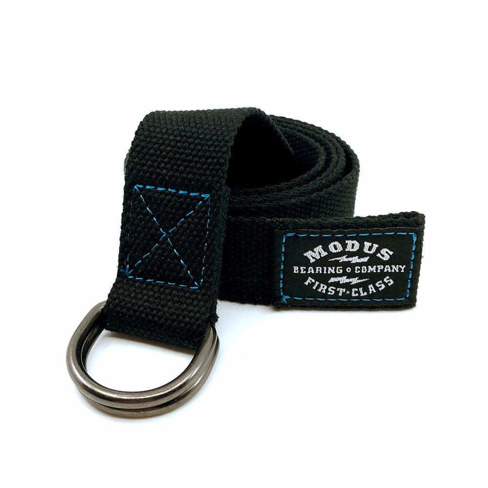 Modus Cinch Web Belt Black/Blue