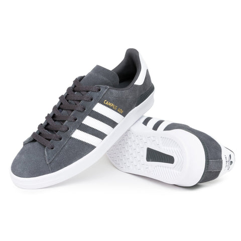 Adidas Campus ADV Grey Six / White / Gold