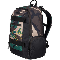 DC The Breed Backpack Camo