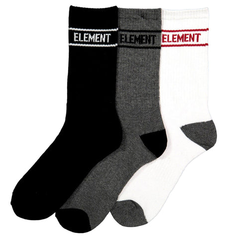 Element Sport Socks 5 Pack Multi