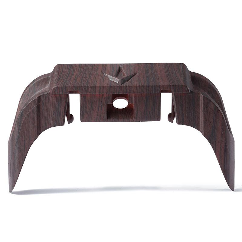 Envy Front Plate Wood