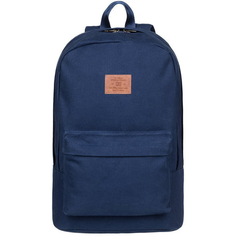 DC Bunker Canvas Backpack Navy